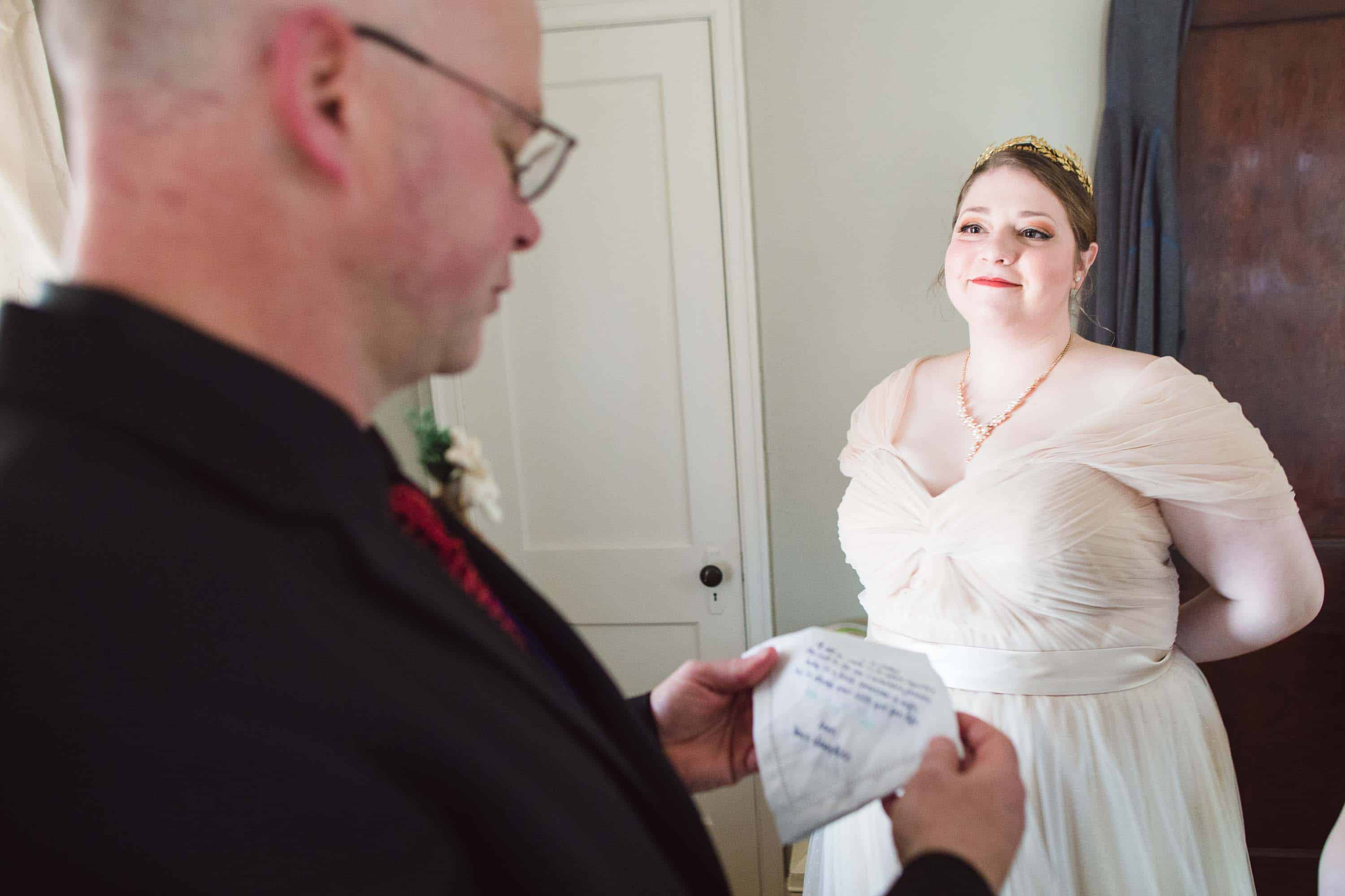 nerdy game of thrones inspired wedding in kansas