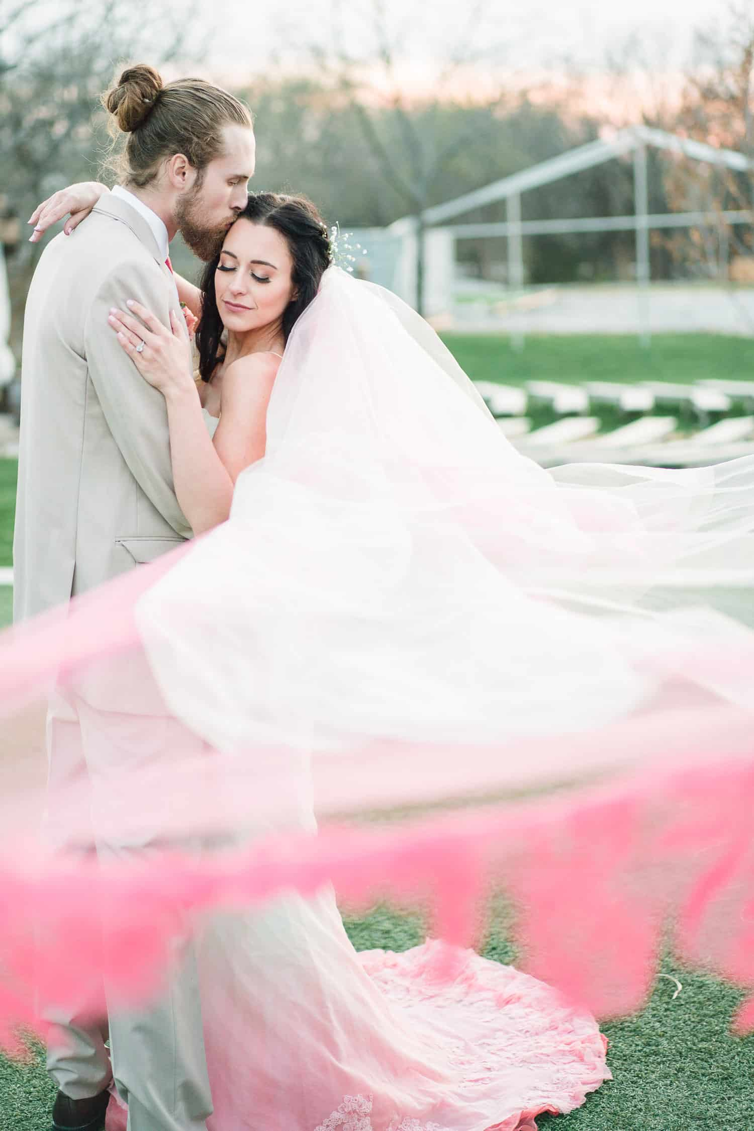 Gorgeous veil by Veronica couture veils in Kansas City