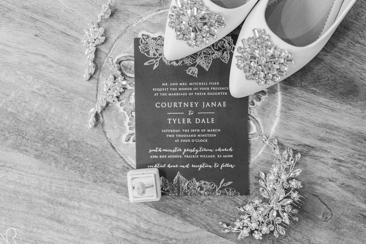 The Farms at Woodend Springs invitations by minted.com