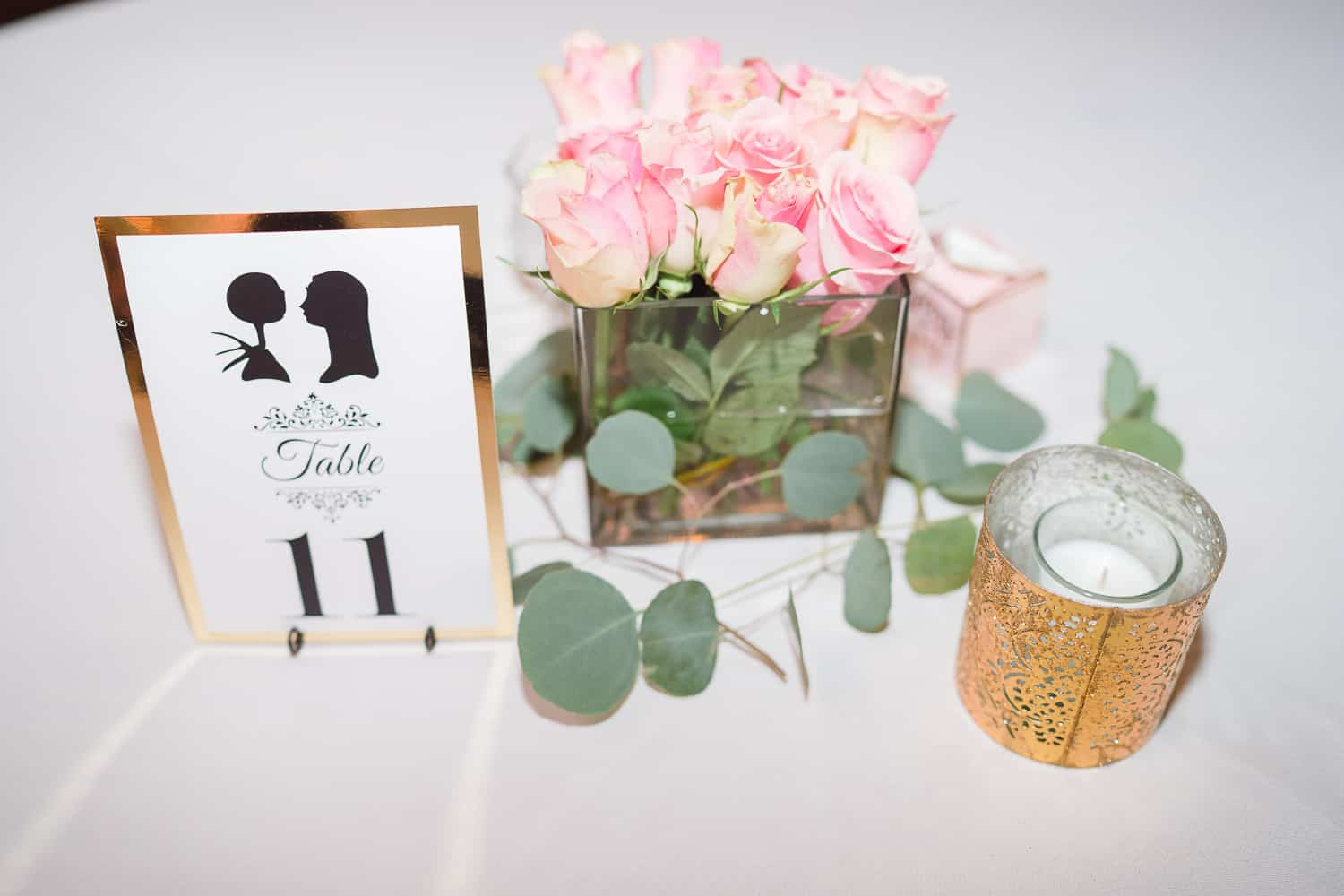 Disney themed wedding in Kansas City