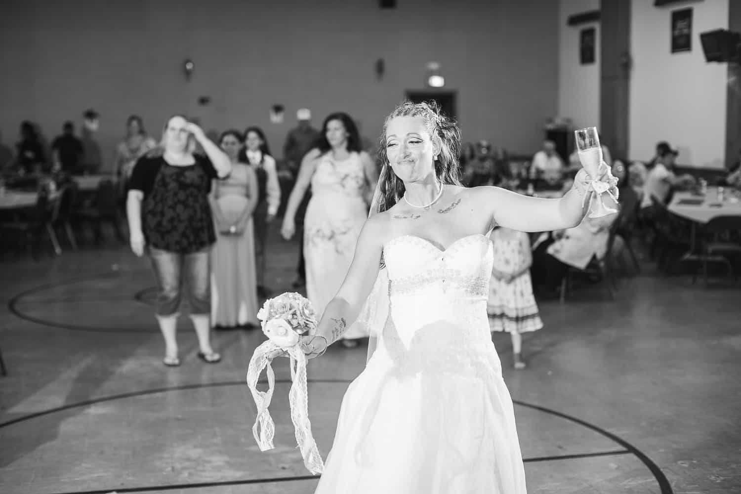 American Legion Topeka Kansas wedding