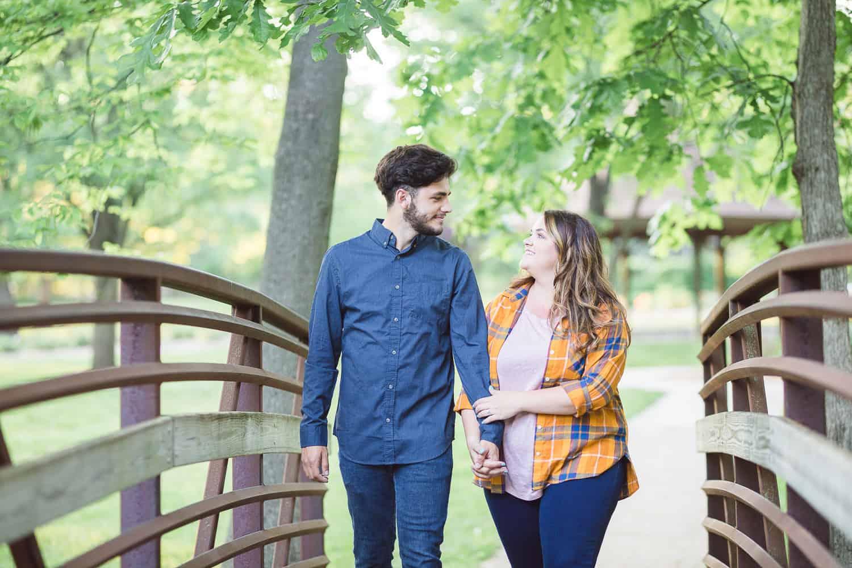 Overland Park engagement session