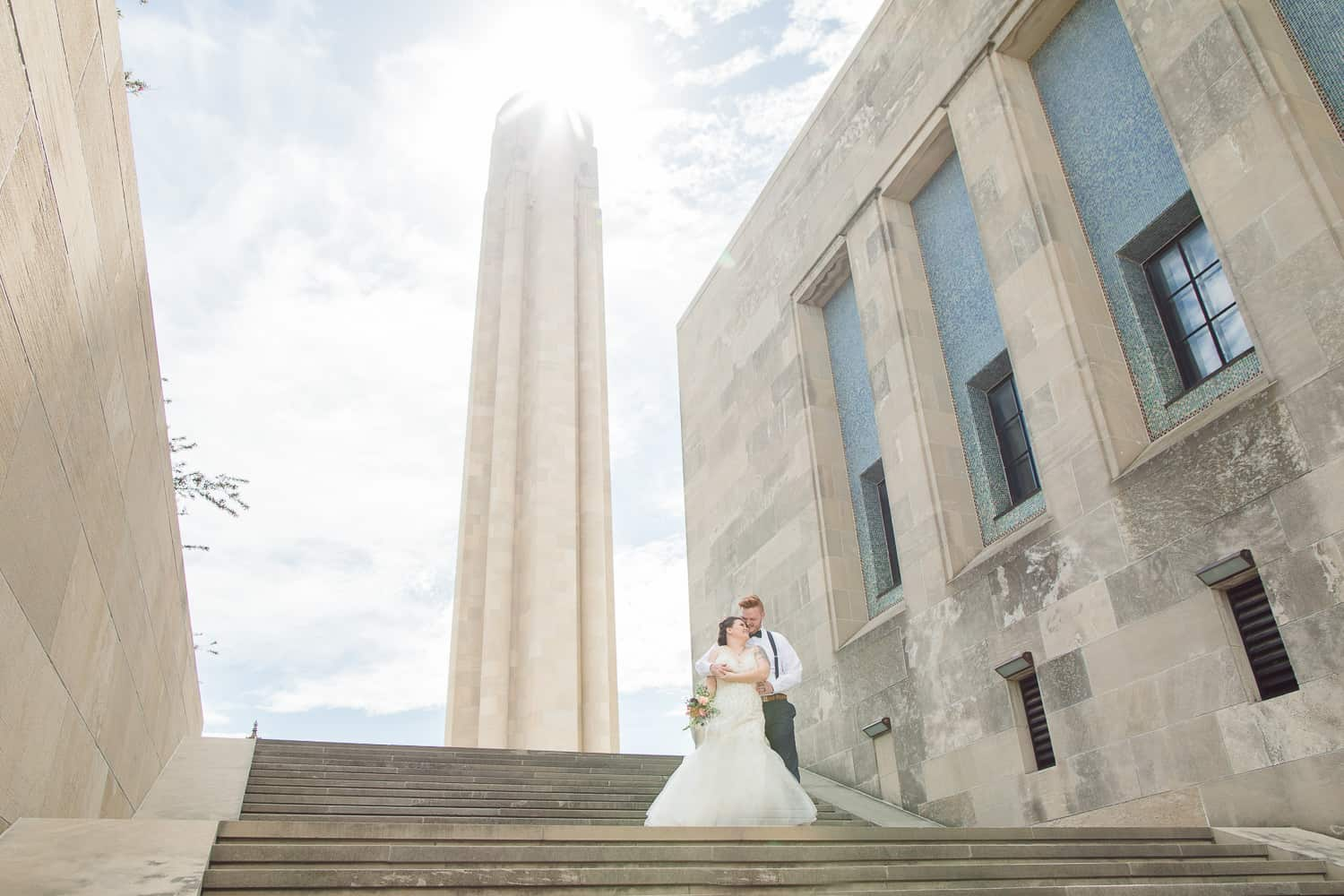 Kansas City elopement photography