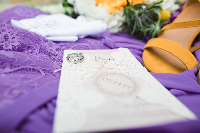 The Brownstone Wedding in Topeka Kansas