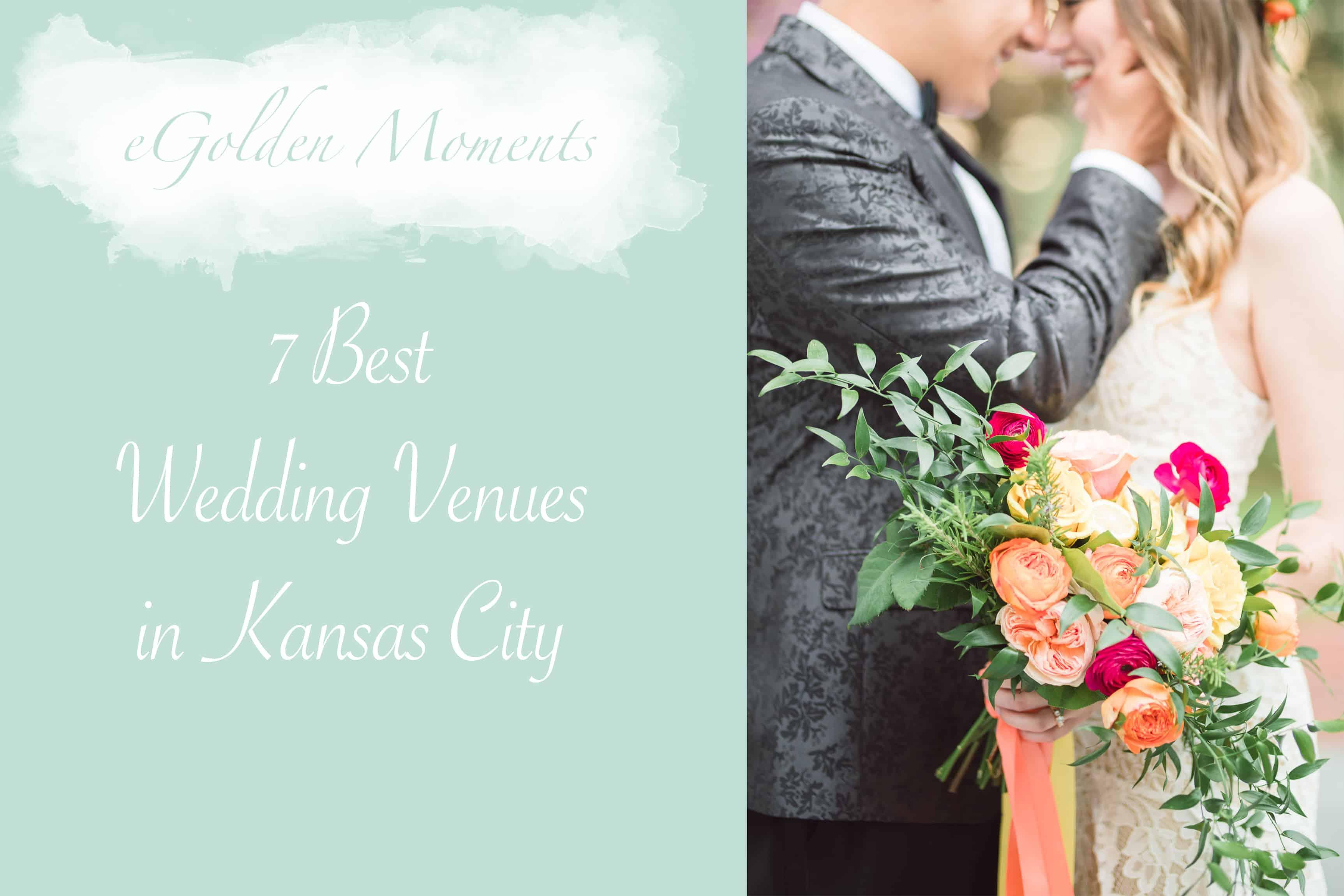 Best wedding venues in Kansas City