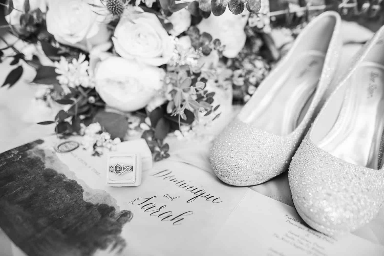 The Bride and the Bauer Kansas City wedding