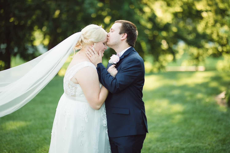 Heritage Center wedding Olathe