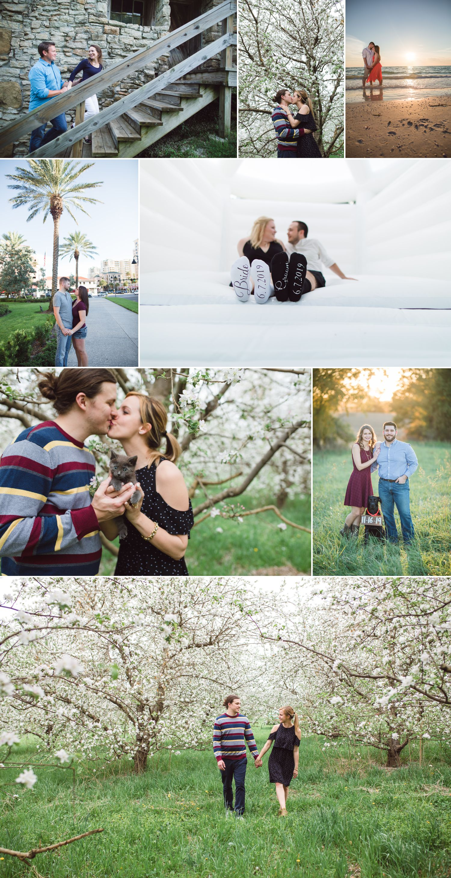 Best locations for engagement photos in kansas city