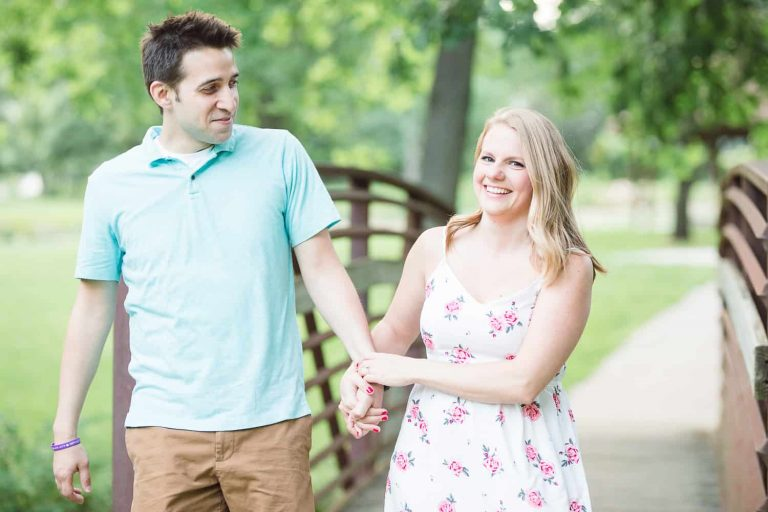 Antioch Park engagement session