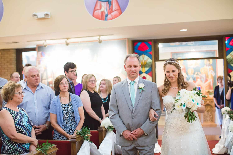 Greek Orthodox Kansas City wedding