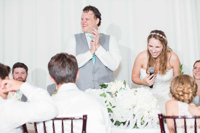 Mission Theatre Wedding Reception