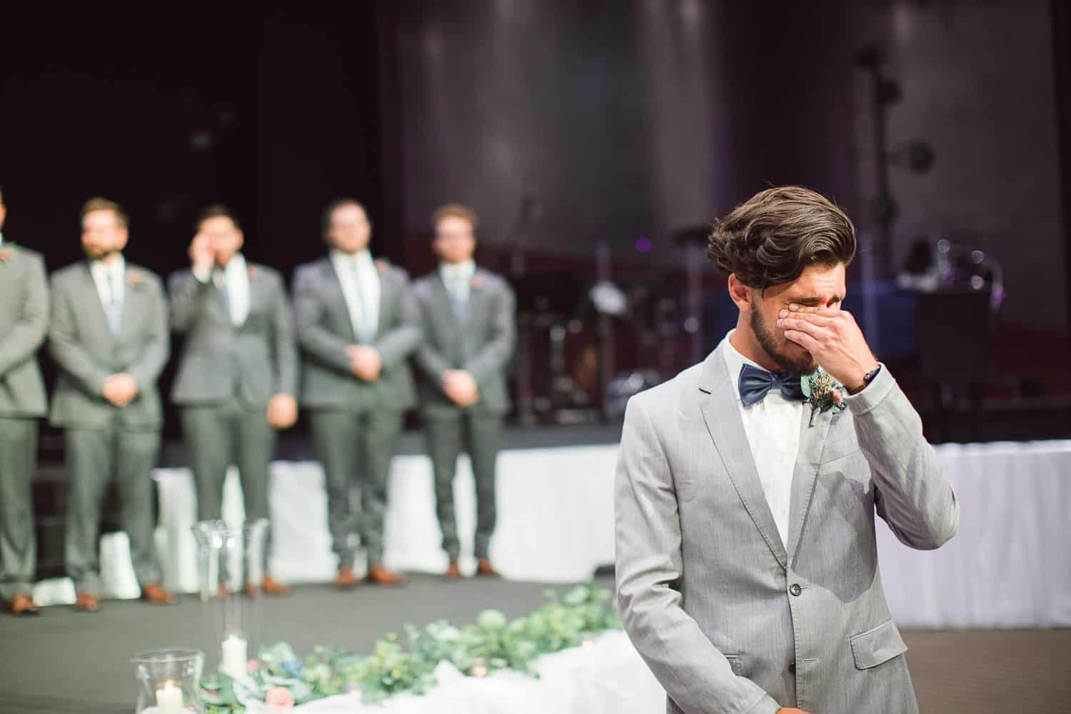 World Revival church wedding in Kansas City