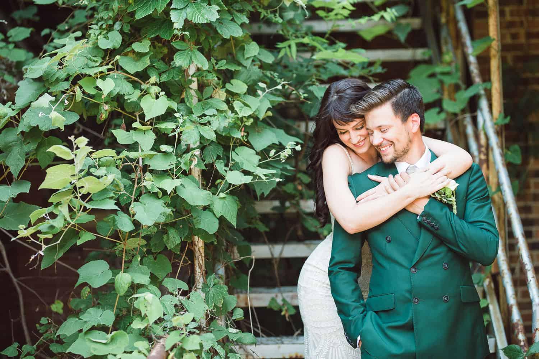 Belvoir Winery summer wedding