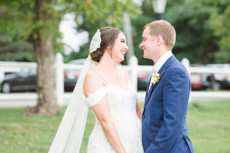 Executive Hills Polo Club summer wedding