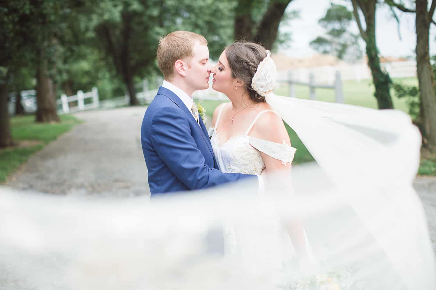 Summer wedding in Kansas City