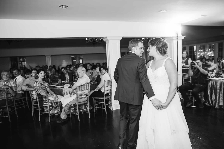 Wedding reception at Executive Hills Polo Club