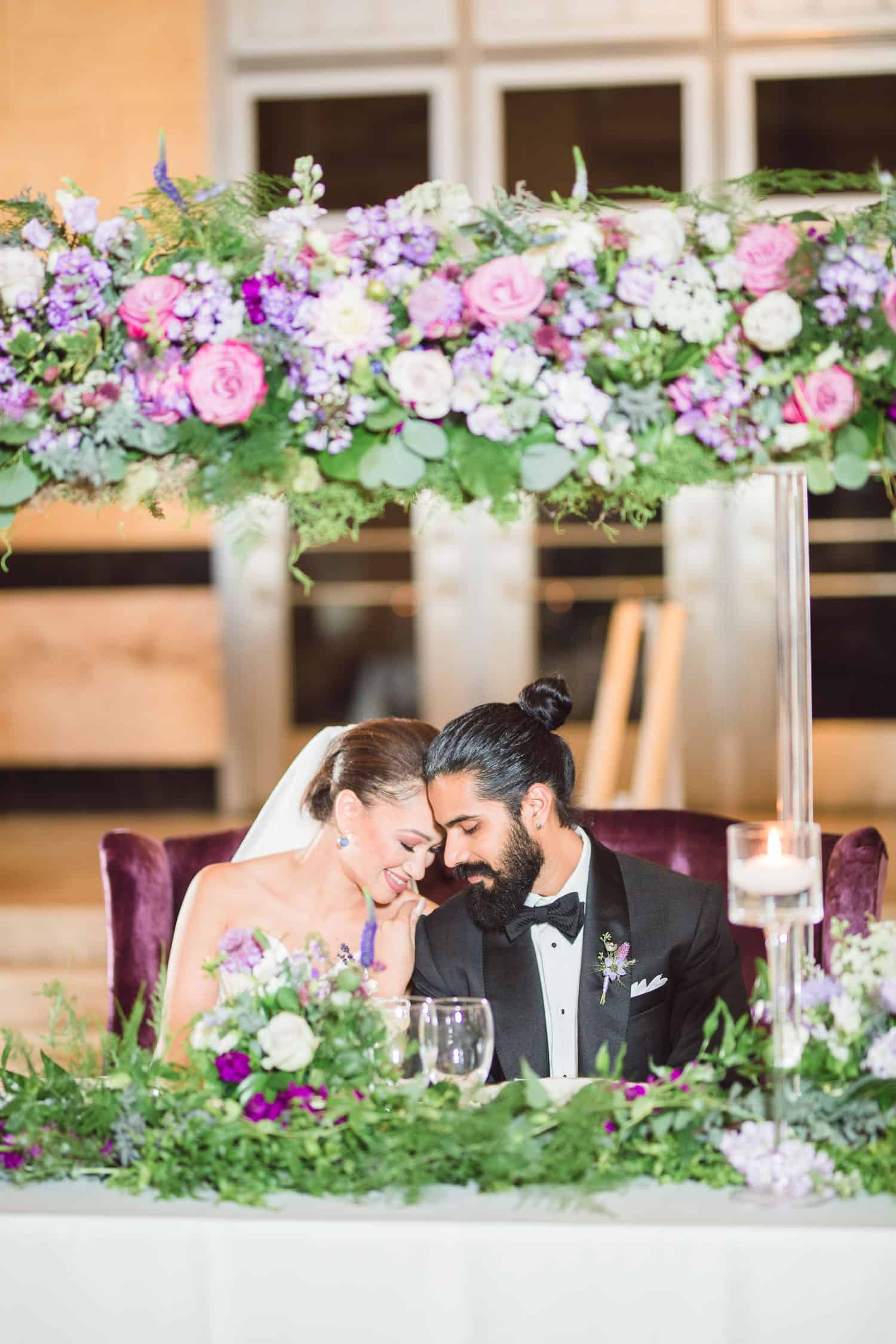 The Grand Hall Kansas City wedding