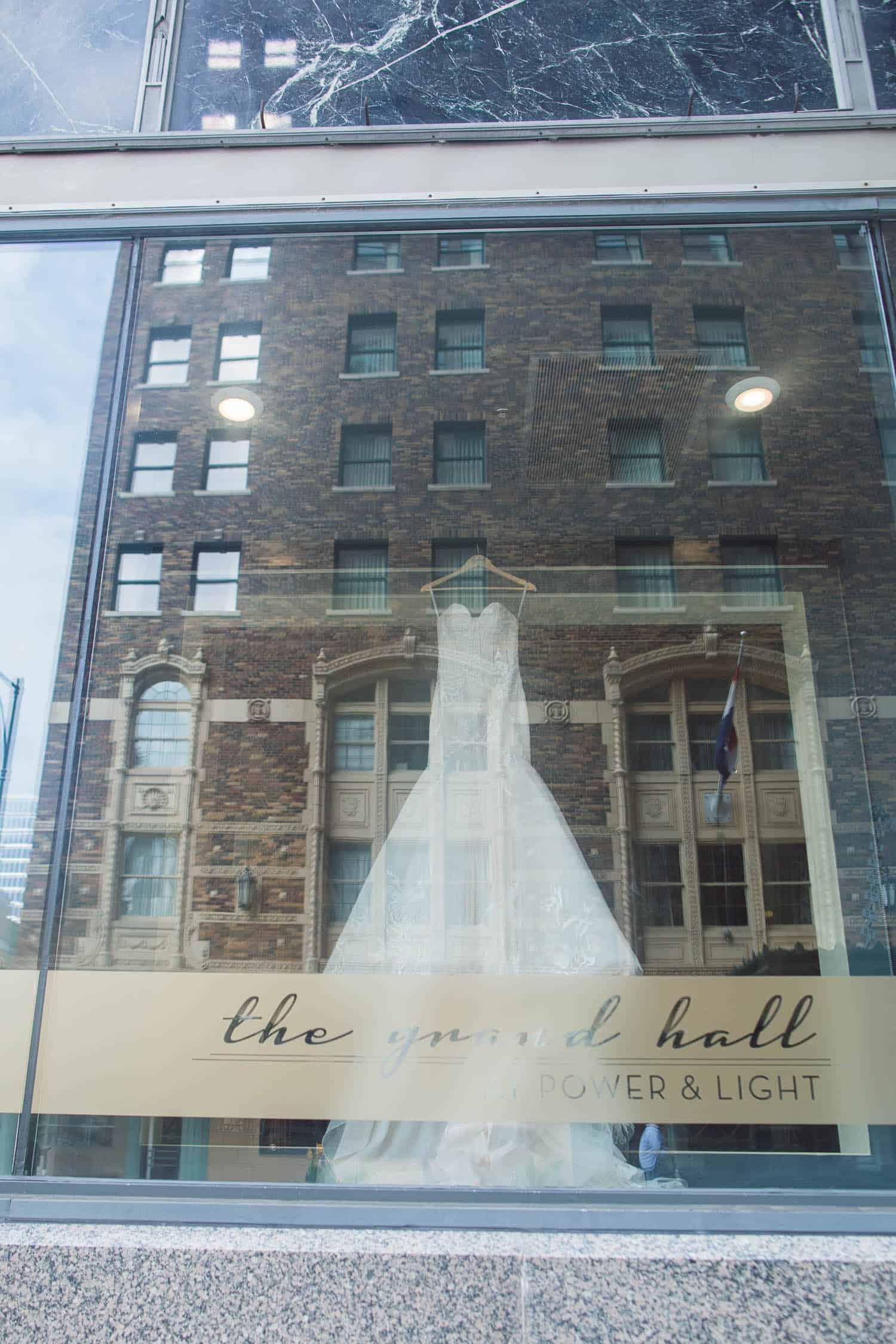 Cassandra Grace Bridal couture gown
