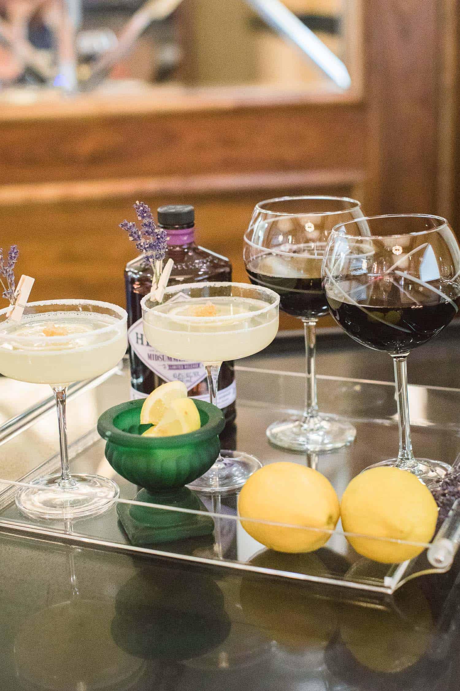 Drinks by Erin Cook Bartending