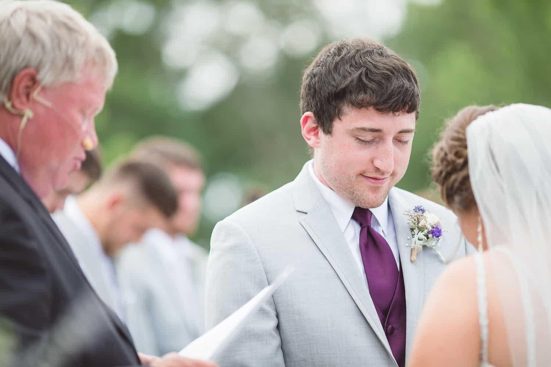 Amazonia Missouri wedding