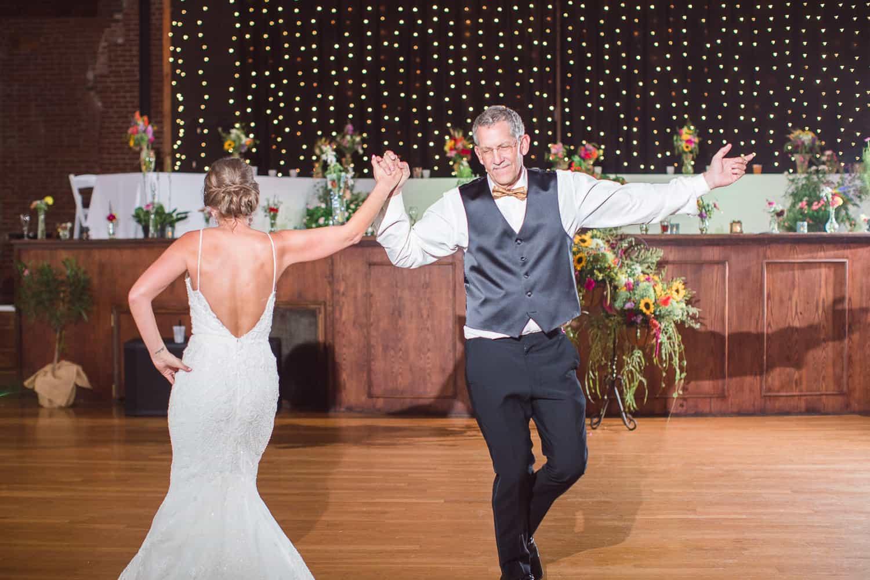Best wedding first dance in Kansas