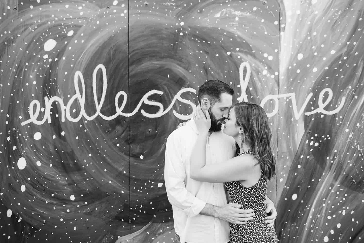 Crossroads Kansas City engagement session