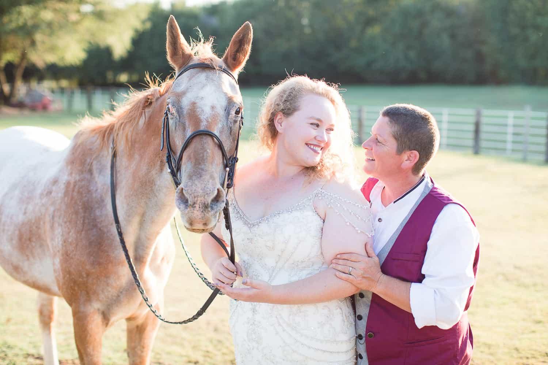 Kansas Farm wedding photography