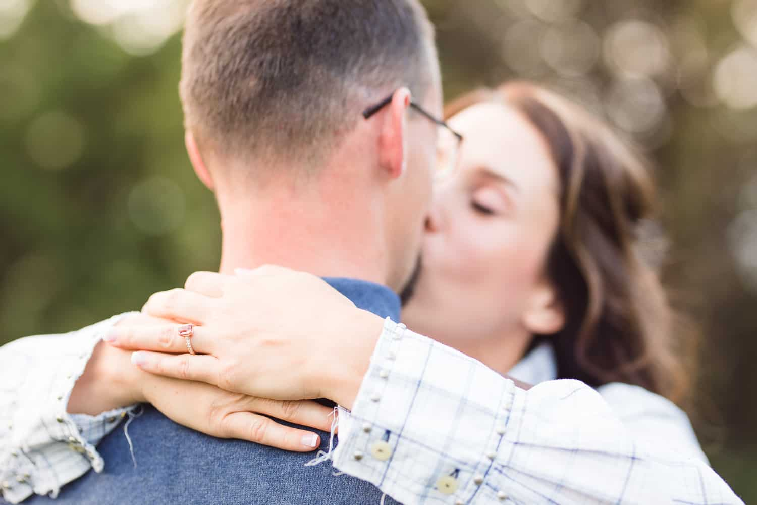 Wells Overlook Park engagement session
