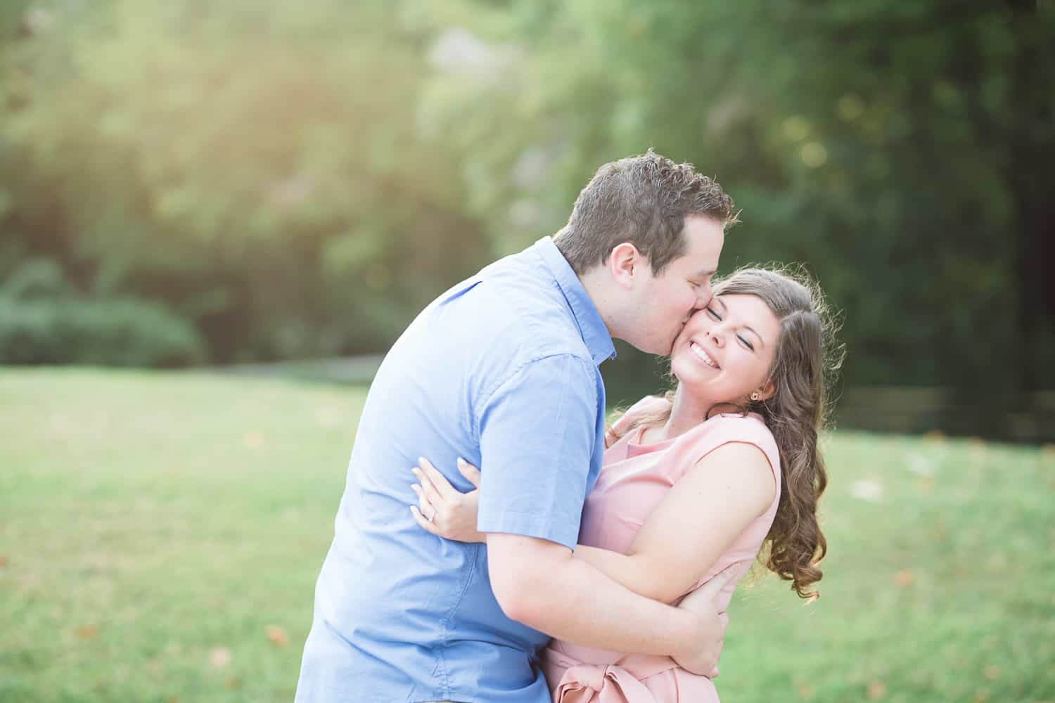Weston Bend State Park Engagement Session