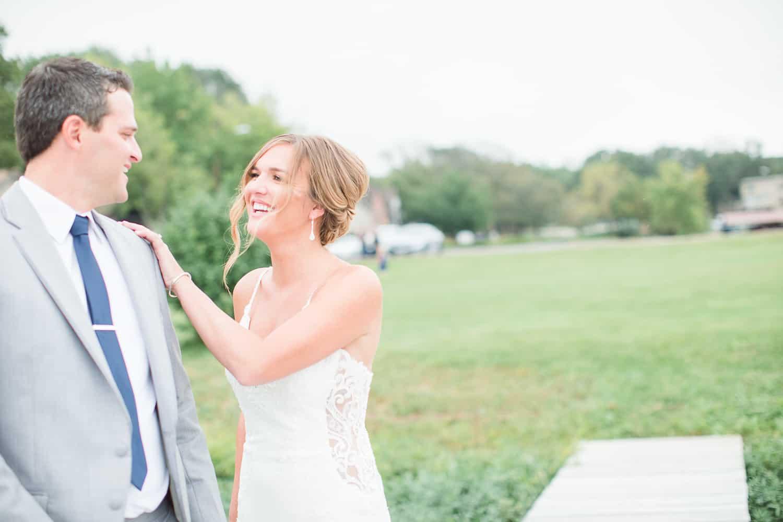 Lake Winnebago wedding
