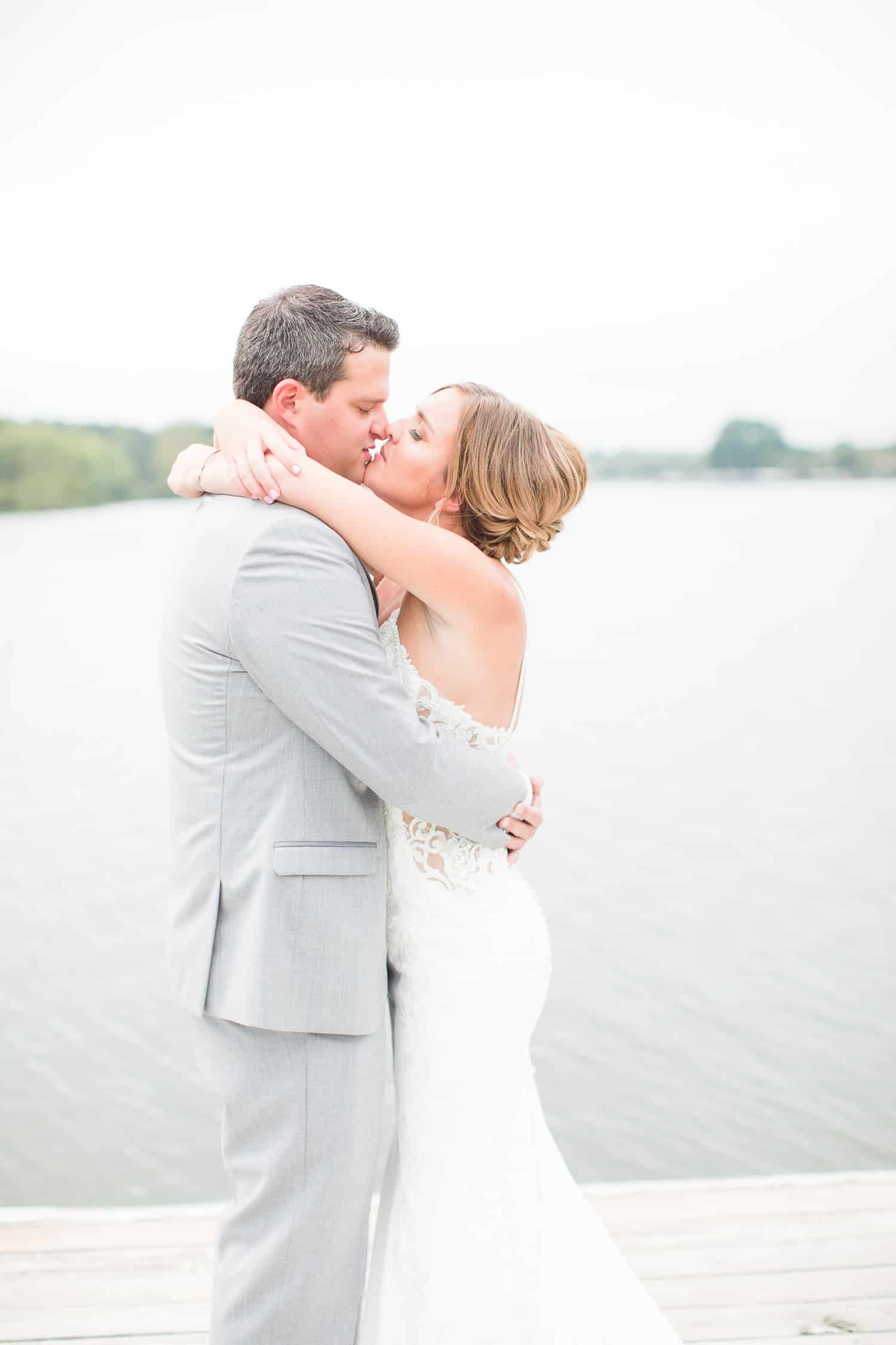 Lake Winnebago wedding