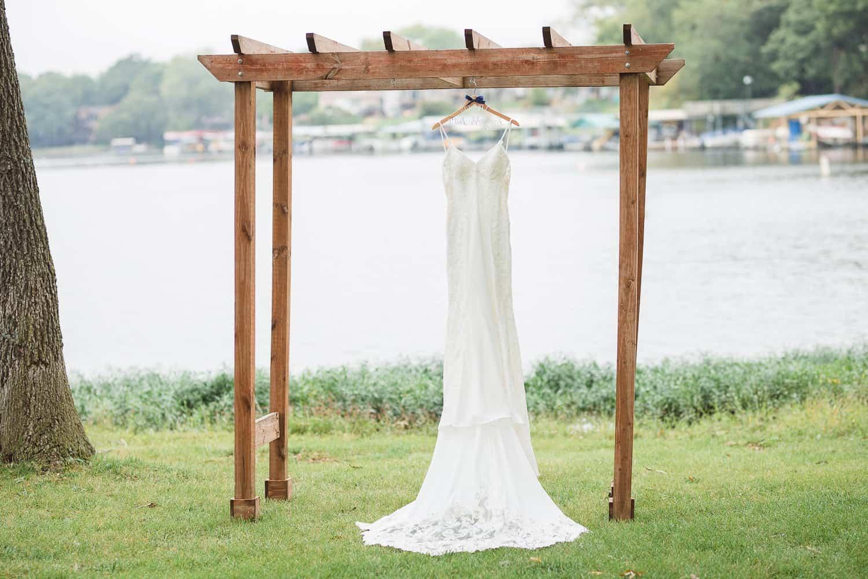 Arrowhead Yacht Club wedding