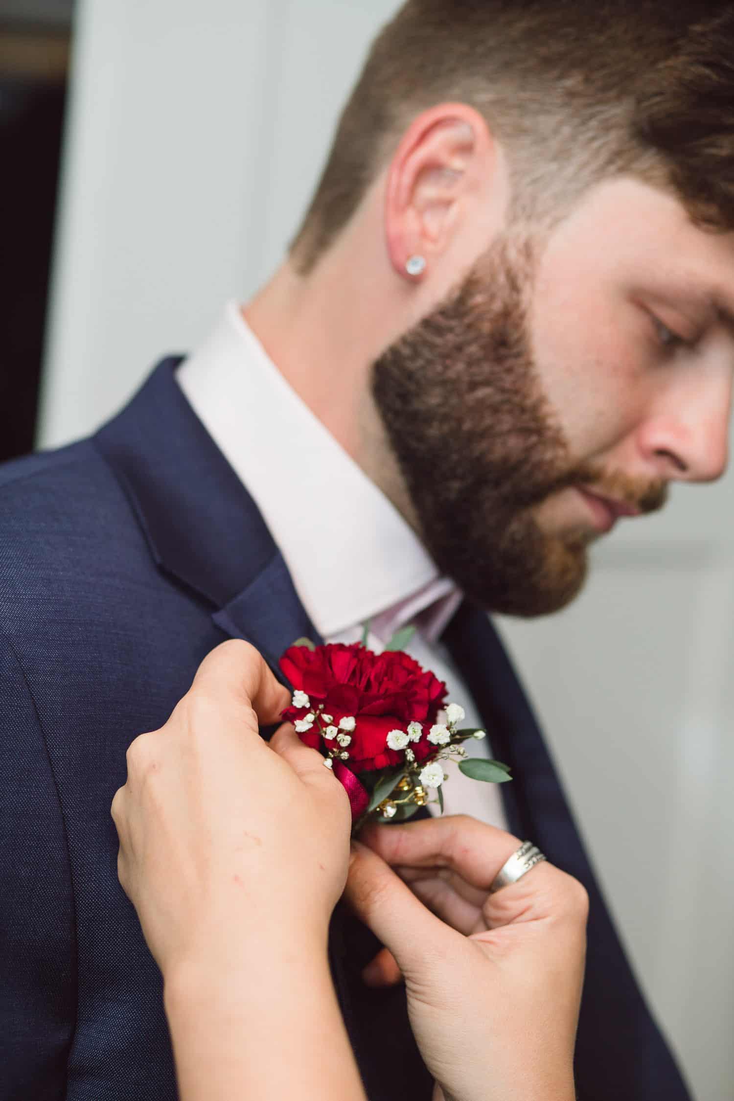 Belvoir Winery Fall Wedding