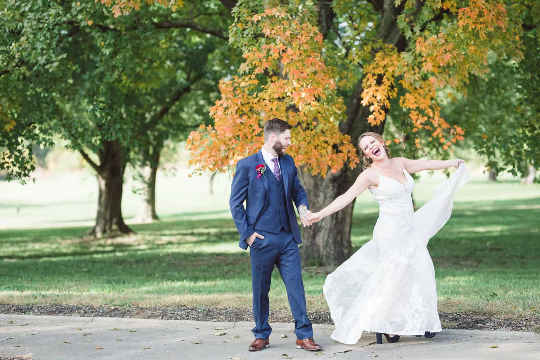 Liberty Missouri wedding photographers