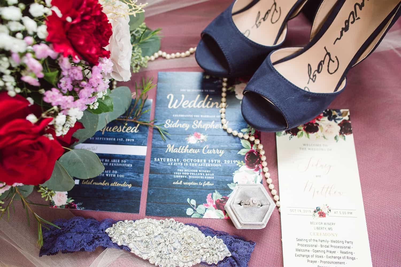 Belvoir Winery Wedding