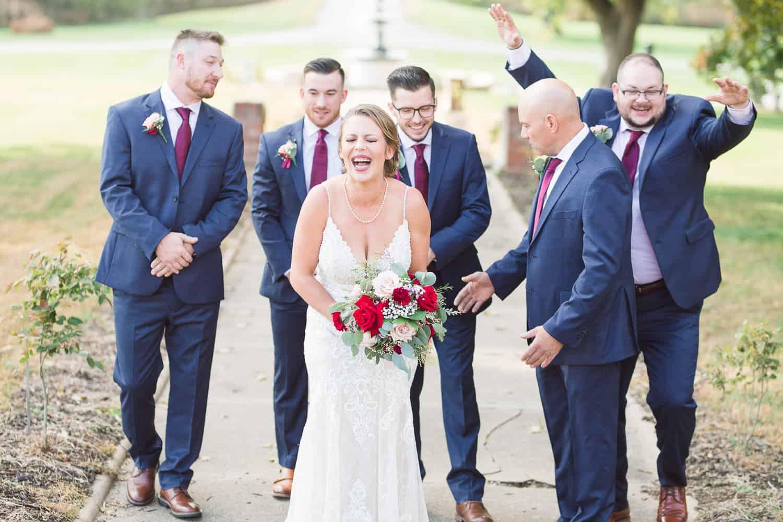 Belvoir Winery weddings