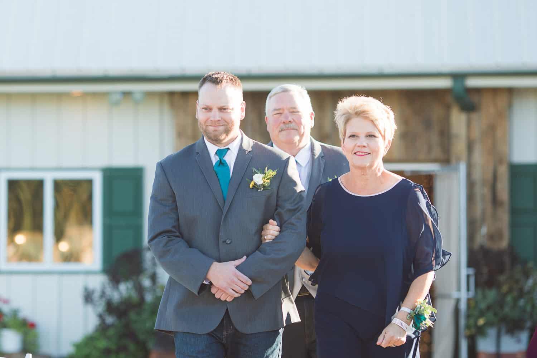 Odessa Missouri wedding venue