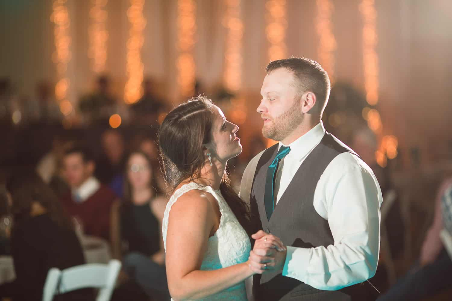 Berry Acres country wedding in Odessa