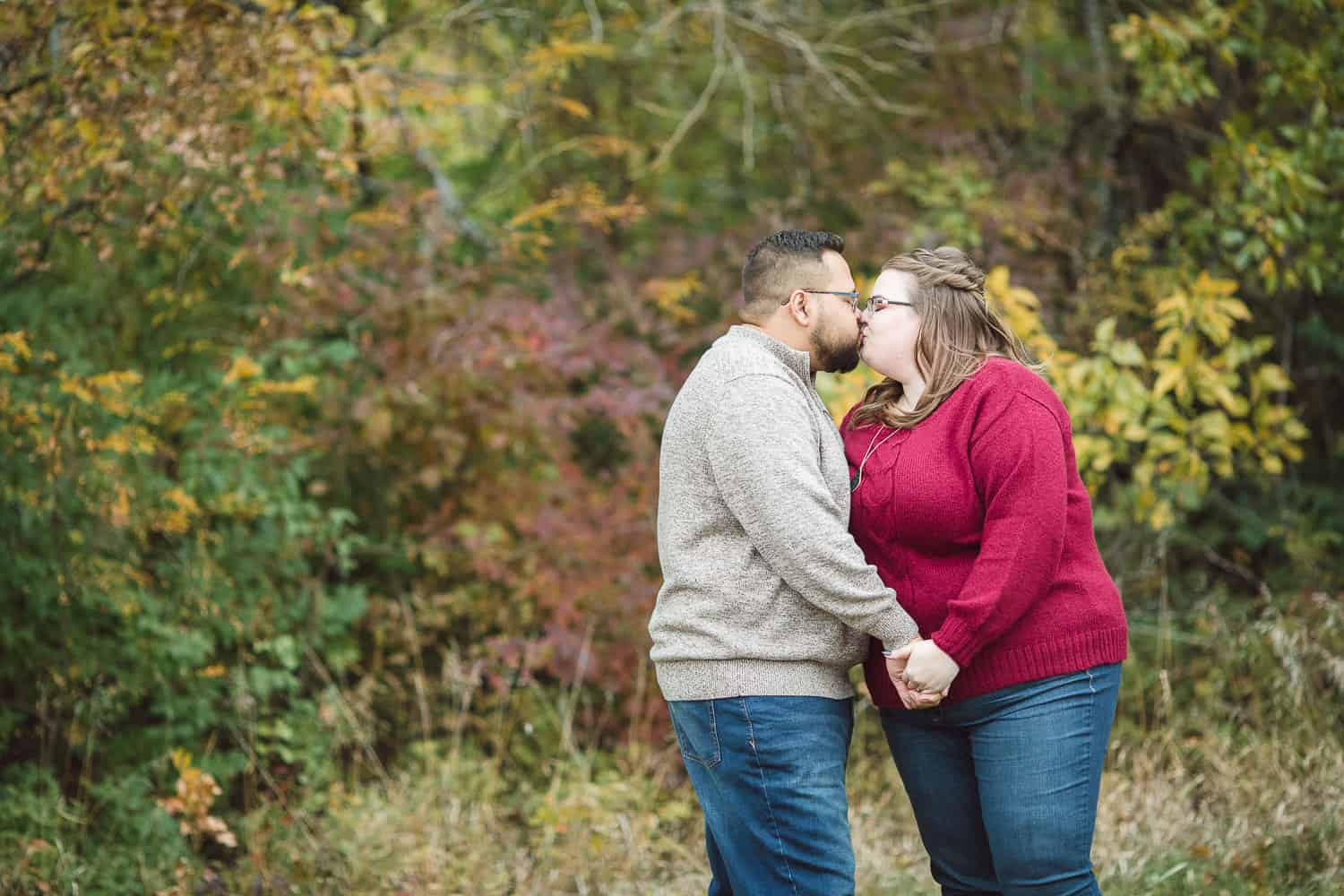 Overland Park engagement session
