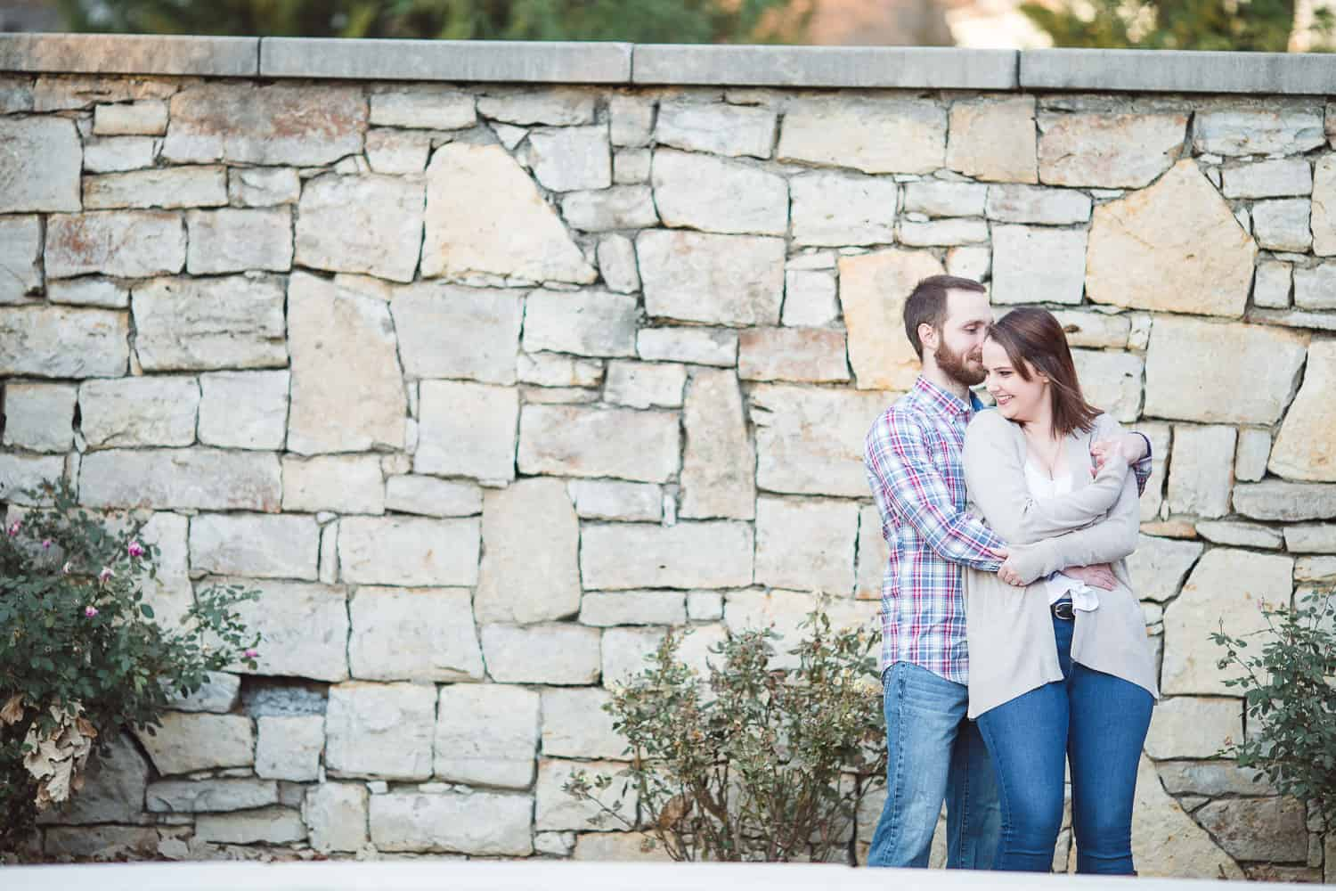 Overland Park engagement photographer