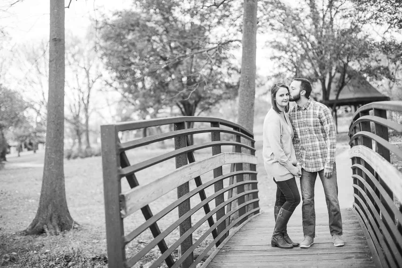 Antioch Park engagement photographer