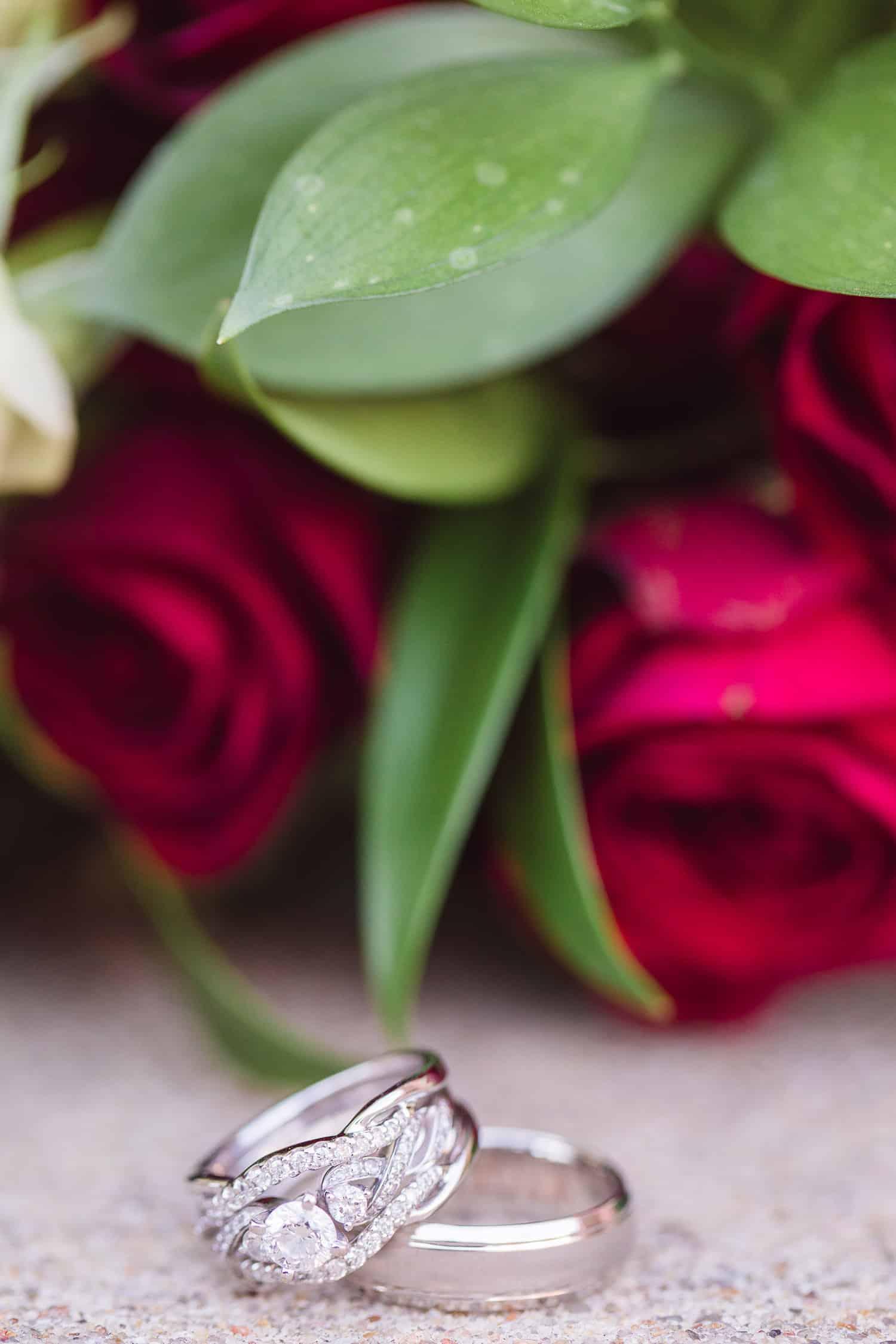 Topeka Catholic wedding ceremony