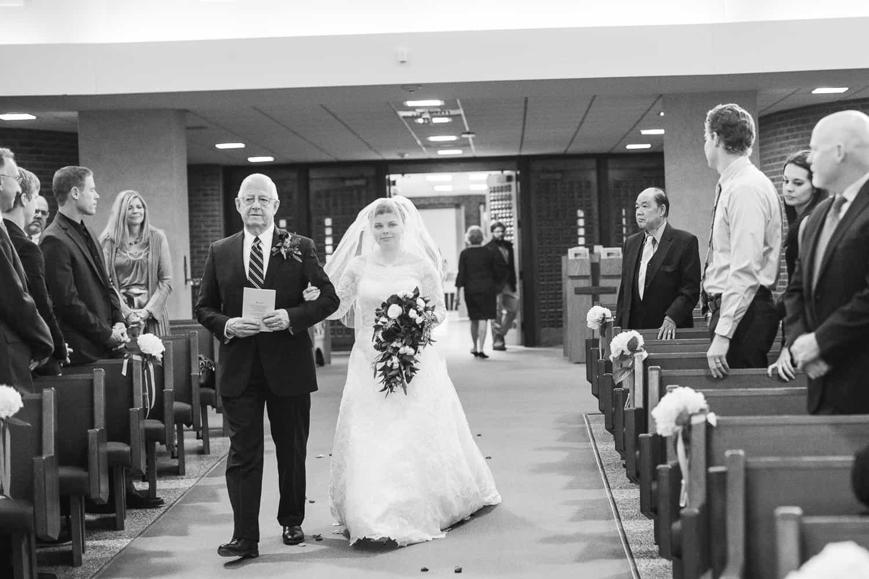 Topeka Kansas wedding