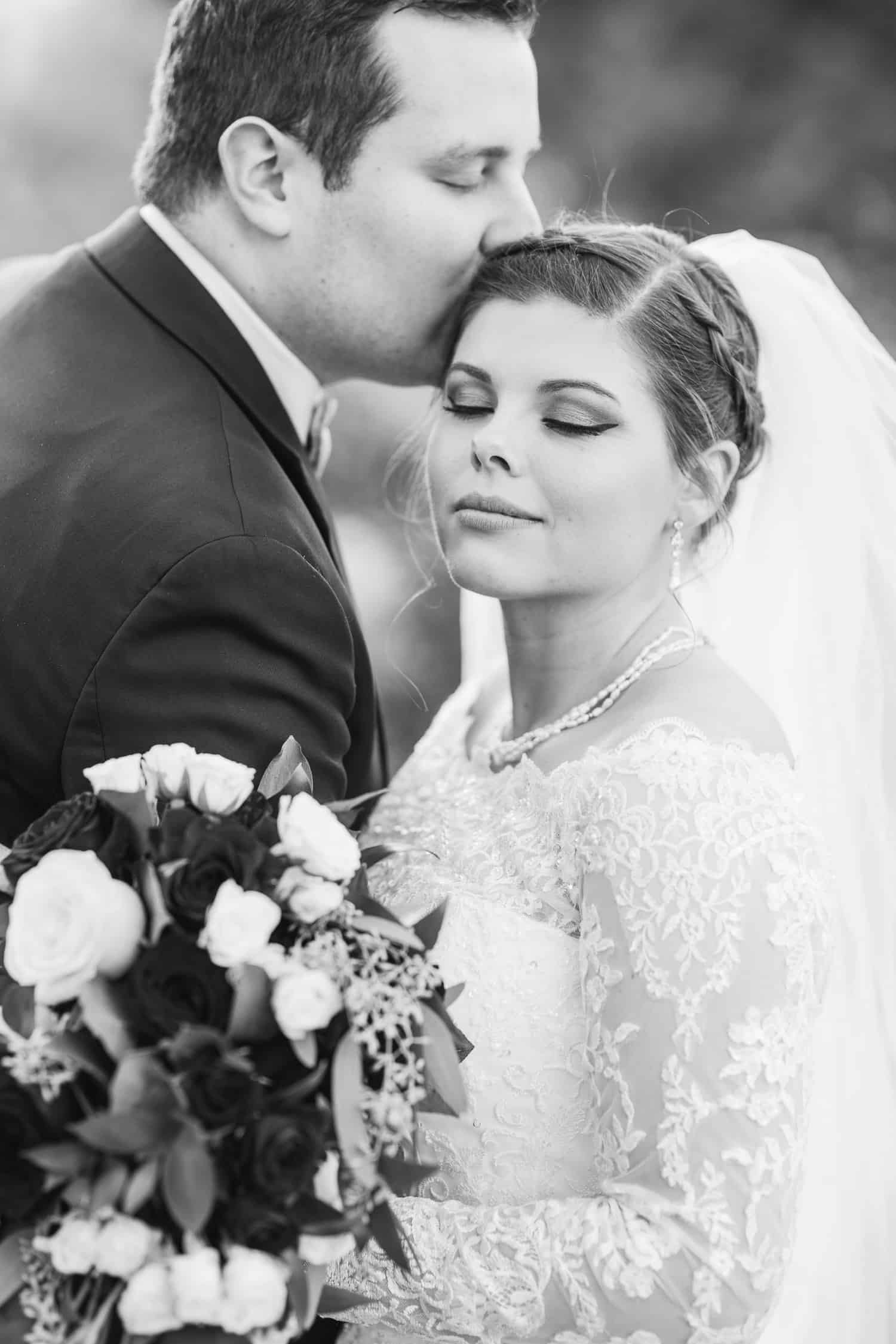Gage Park wedding portraits Topeka