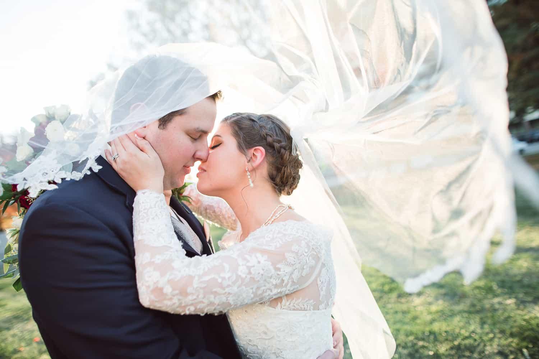 Topeka Capital wedding photography