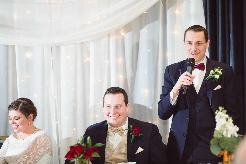 Dillon House Topeka wedding