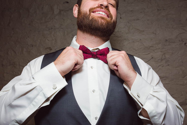 Flander Hall wedding excelsior springs missouri