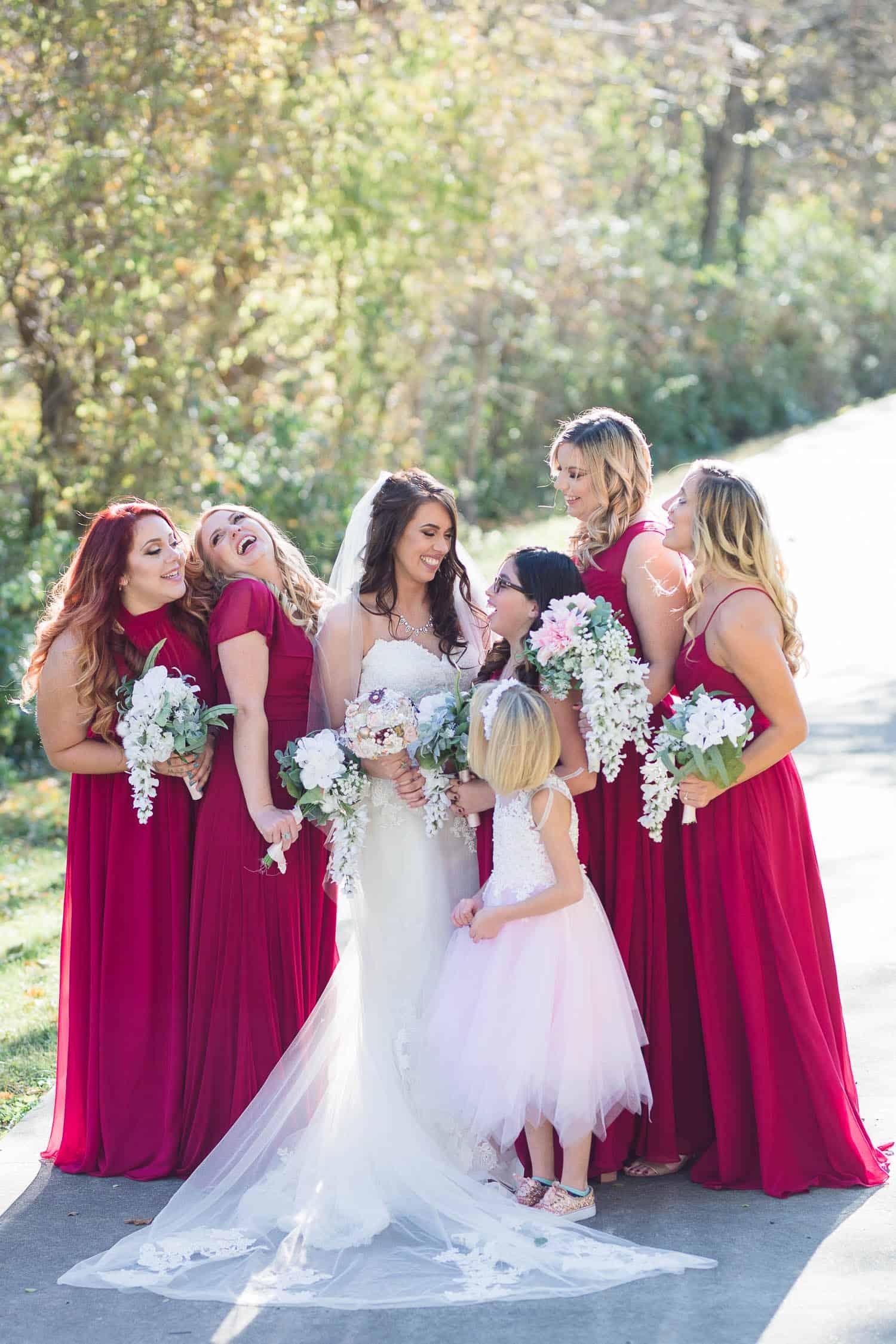 Beautiful missouri wedding at Flander Hall