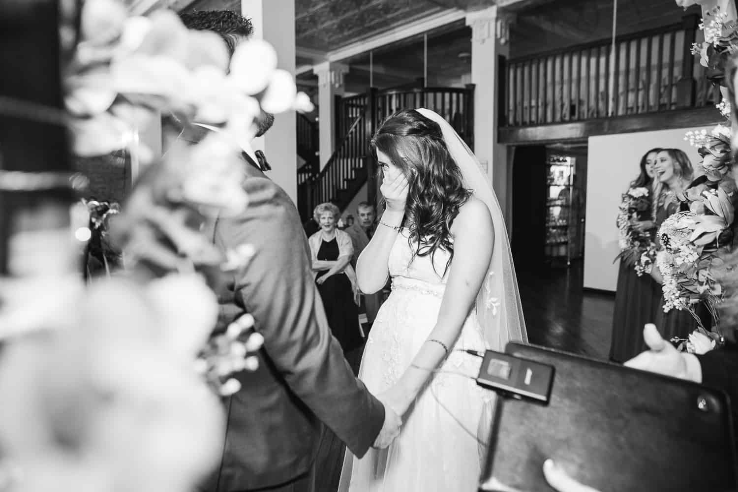 Downtown Excelsior Springs wedding