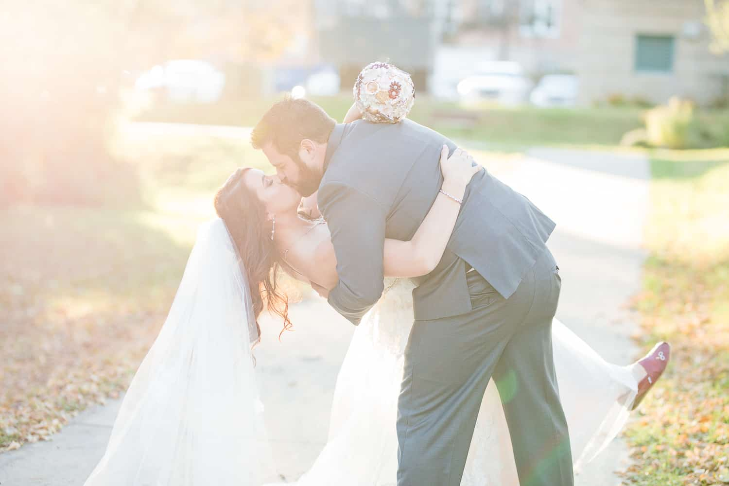 Excelsior Springs wedding photography